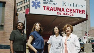 AOC Thanks The Women of Elmhurst Hospital - WOTY Tribute