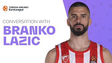 Conversation with Branko Lazic