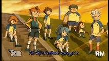 Inazuma Eleven # 28 - De Raimon 11 vechten terug! HD NL