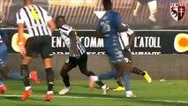 Angers - Metz, Lamine Gueye Grenat du match !