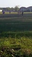 Batalla campal en medio de un partido de fútbol clandestino en Corrientes