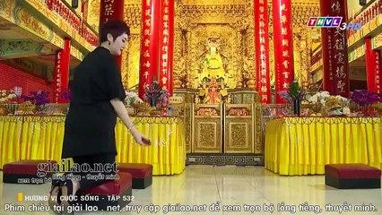 hương vị cuộc sống tập 532 phim thvl3 long tieng tron bo xem phim huong vi cuoc song tap 533