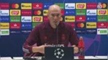 """Real Madrid - Zidane : """"Courtois est meilleur chaque jour"""""""
