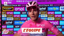Almeida : « Tout se passe au mental maintenant » - Cyclisme - Giro