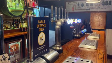 Lancashire pubs react to Tier 3 restrictions