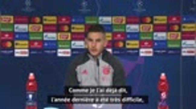 """Groupe A - Hernandez : """"J'ai beaucoup d'affection pour l'Atlético mais je ne regrette pas d'être parti"""""""