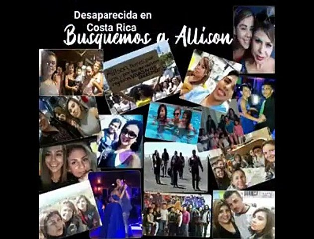 Mamá de Allison Bonilla le dedica conmovedor vídeo