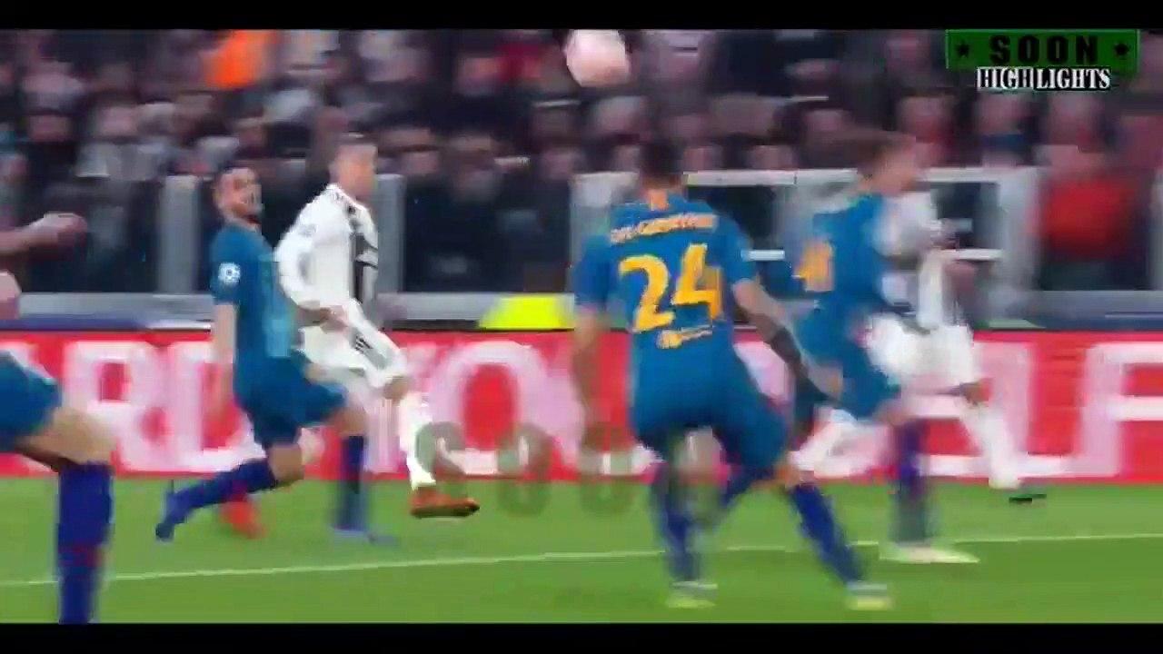 Juventus Vs Dynamo Kiev 3 0 Video Dailymotion