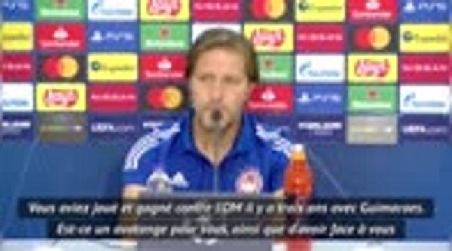 """Olympiakos - Martins : """"Un autre Marseille que celui que j'avais affronté avec Guimaraes"""""""