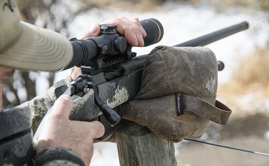 Why You Should Always Carry a Lightweight Shooting Bag on Your Rifle Hunts
