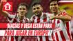 Uriel Antuna: 'JJ Macías y Alexis Vega están para jugar en Europa sin problema'