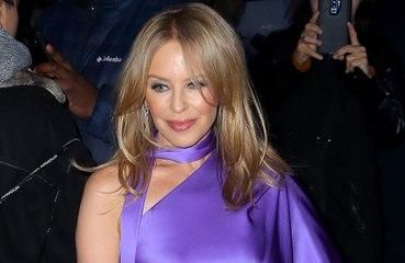 Kylie Minogue quiere estar cerca de su público