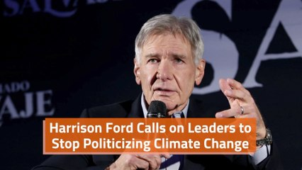 Harrison Ford Has Had Enough Of Politics