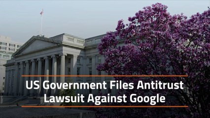 Google Gets Sued By America