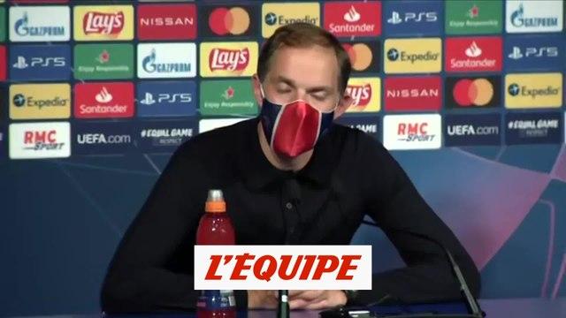 Tuchel : «C'était dur» - Foot - C1 - PSG