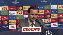 Stéphan : «On a eu les occasions de lemporter» - Foot - C1 - Rennes