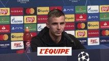 Bourigeaud : «Cest assez frustrant» - Foot - C1 - Rennes