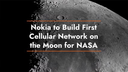 Nokia Goes To The Moon