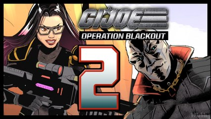 G.I. Joe: Operation Blackout Walkthrough Part 2 (PS4, XB1, Switch, PC)