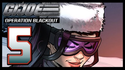 G.I. Joe: Operation Blackout Walkthrough Part 5 (PS4, XB1, Switch, PC)