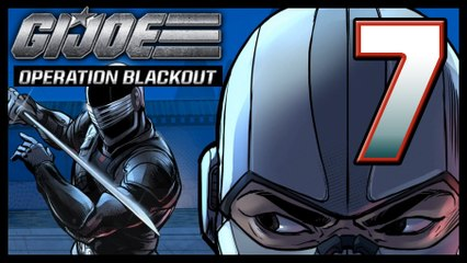 G.I. Joe: Operation Blackout Walkthrough Part 7 (PS4, XB1, Switch, PC)