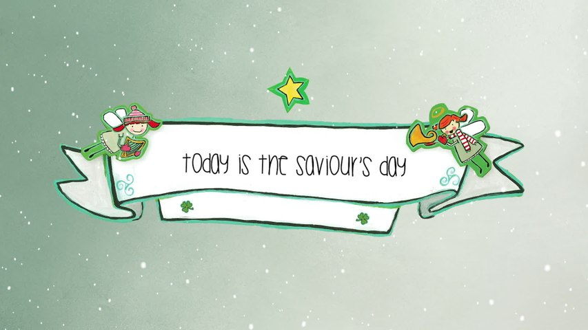 Rend Collective - Today Is The Saviour's Day