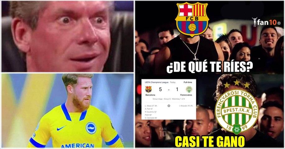 Toda una lluvia de memes dejó el inicio de la Champions League