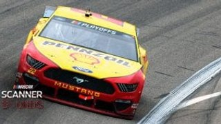 Scanner Sounds: Logano punches his ticket, others in bubble trouble after Kansas