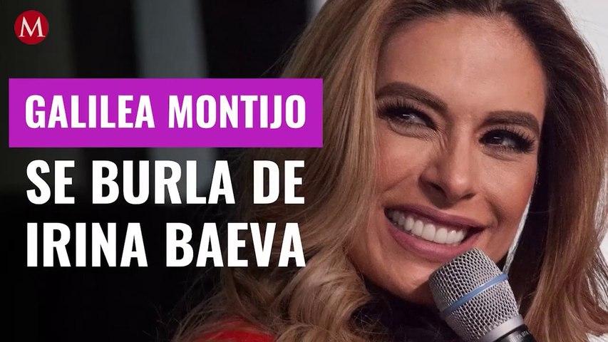 Nos odia: Galilea Montijo se burla de Irina Baeva por pronunciación en inglés