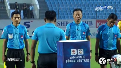 Highlights | SHB Đà Nẵng - SLNA | Phá dớp 6 năm không thắng sân nhà trước xứ Nghệ | VPF Media