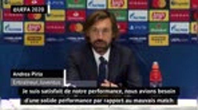 """Groupe G - Pirlo : """"Toujours des choses à améliorer"""""""