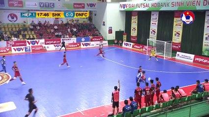Highlights | Sahako - Đà Nẵng | Futsal HDBank VĐQG 2020 | VFF Channel