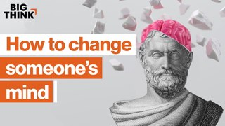 What stops people from changing their minds?