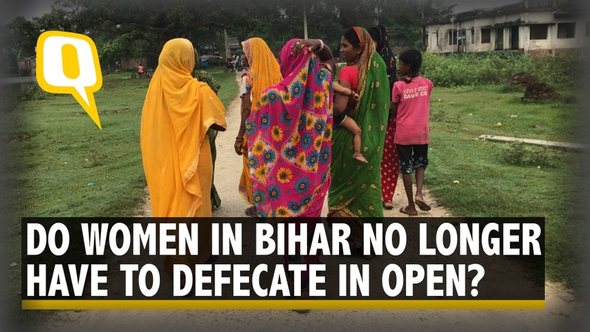 Bihar Elections | India is 100% Open Defecation-Free? This Village Tells A Different Story