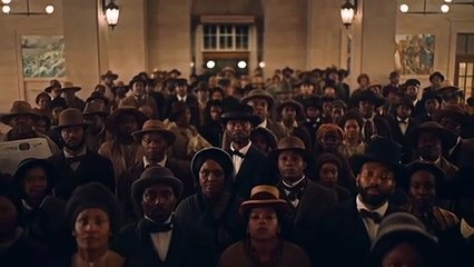 "THE UNDERGROUND RAILROAD - Official Teaser Trailer ""Preamble"""