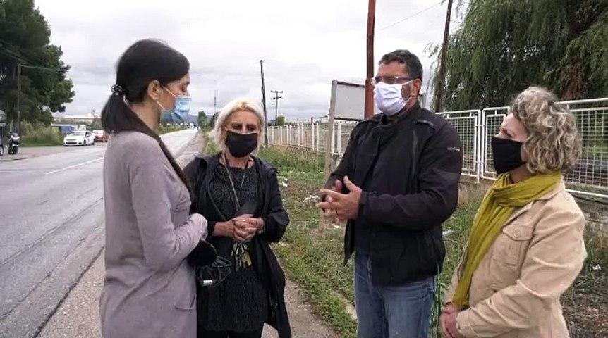 Συντονιστές Εκπαίδευσης και Κεραμέως για προσφυγόπουλα Ριτσώνας
