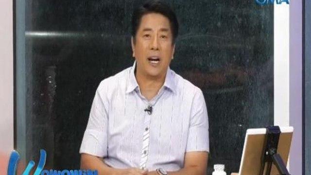 Wowowin: Willie Revillame, nagpasalamat sa supoprta sa kanya ng Frontrow