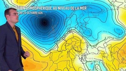 Illustration de l'actualité La météo de votre jeudi 22 octobre 2020