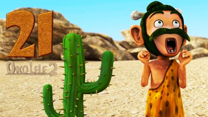 Oko Lele - The Treasure Chest - Funny cartoons