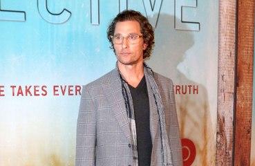 Matthew McConaughey recusou oferta de US$ 14,5 milhões após abandonar comédias românticas
