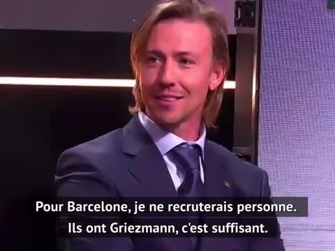 La Liga - Guti veut voir Mbappé au Real et se moque de Griezmann
