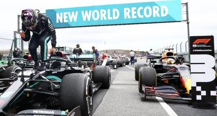 F1 : Avec 92 victoires, Lewis Hamilton dépasse le record de Michael Schumacher