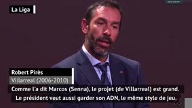 """La Liga - Pirès : """"Villarreal peut terminer quatrième"""""""