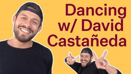 Umbrella Academy's David Castañeda Shows Us His Best Dance Moves   Bustle
