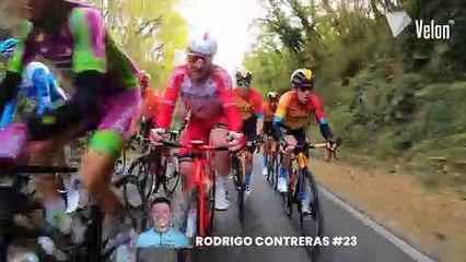 Giro d'Italia 2020: Stage 17 on-bike highlights
