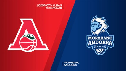 7Days EuroCup Highlights Regular Season, Round 4: Lokomotiv 76-61 Andorra