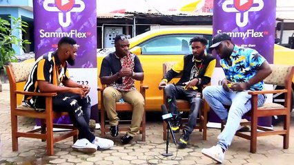 Shots Fired From Kumerica! Flow Kingstone & Strongman Mentioned- Mr Rock To Pay Shatta & Sarkodie