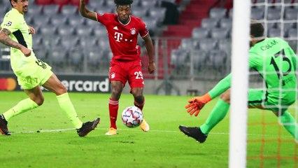Le Bayern écrase l'Atlético, Marseille trébuche sur la pelouse de l'Olympiakos