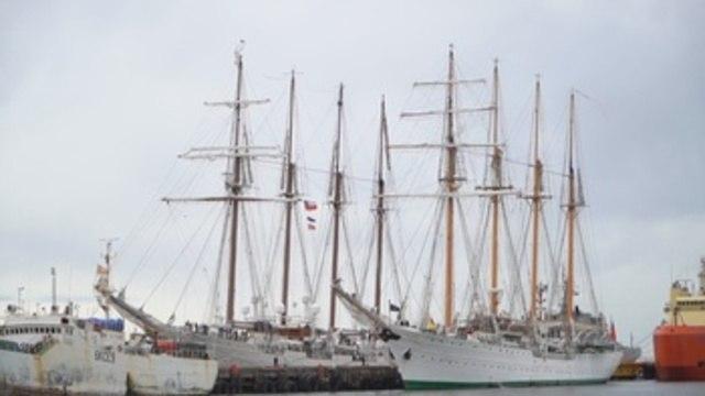 Chile celebra los 500 años del Estrecho de Magallanes