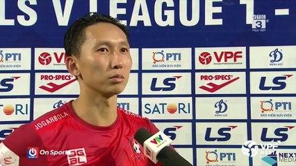 Review | Vòng 3 Giai đoạn 2 LS V.League 1 - 2020 | Các đại diện Thủ đô mở hội | VPF Media